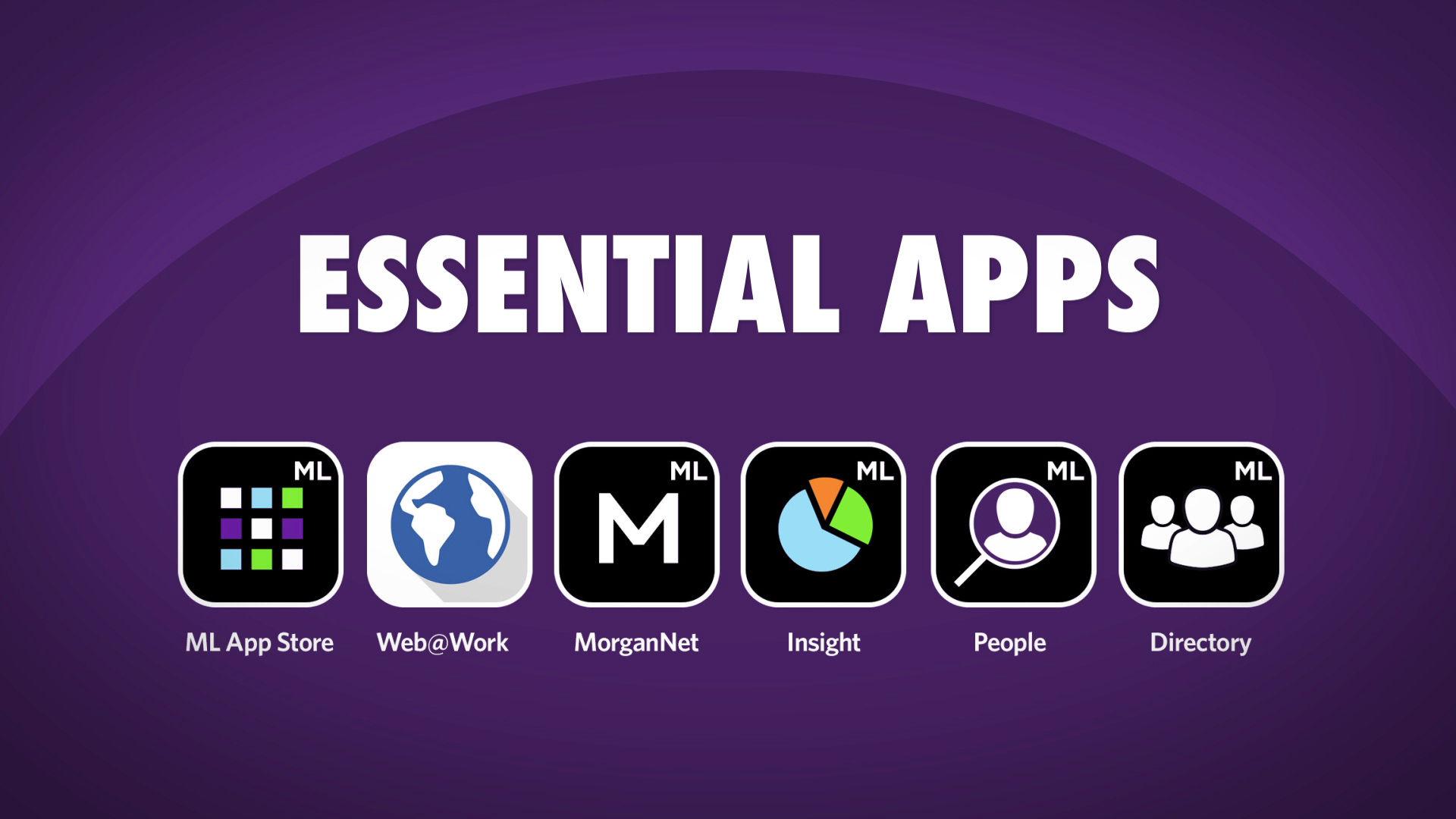 Morgan Lewis: Essential Apps