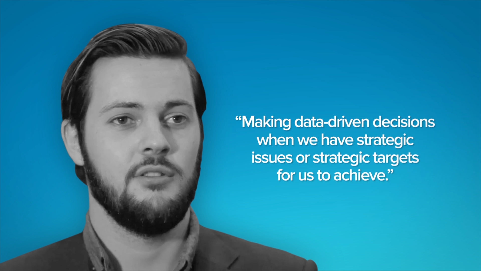 Optimizely: Leveraging Data
