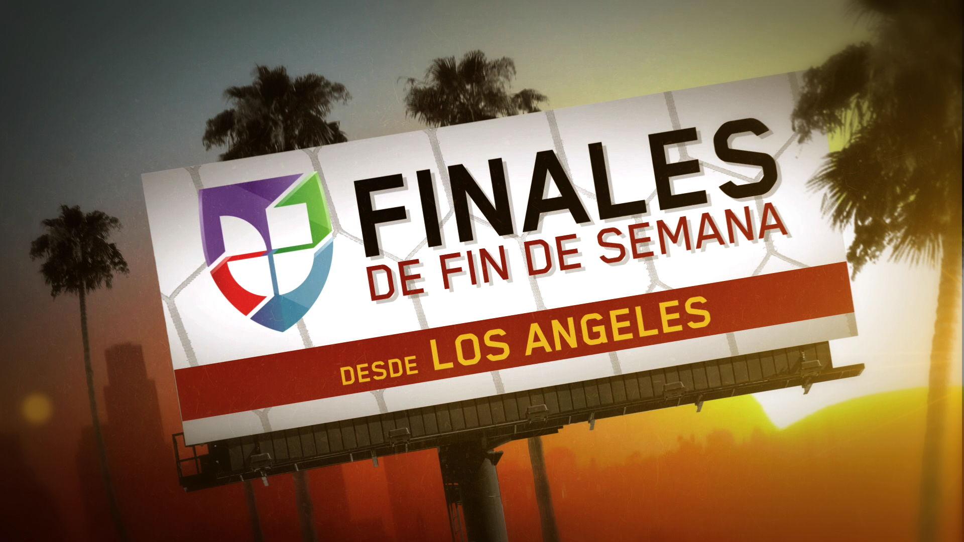 Finales de Fin de Semana