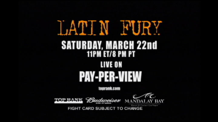 Latin Fury