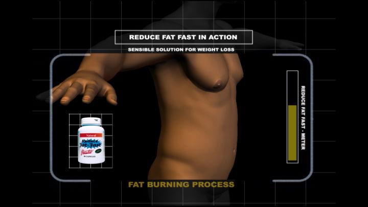 Reduce Fat Fast