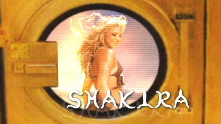 Shakira: Servicio de Lavandería
