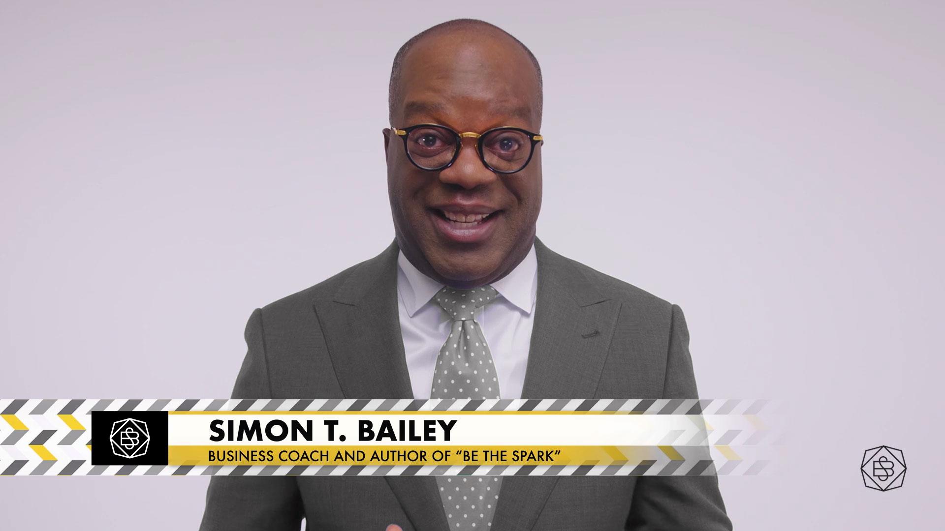 Simon Bailey: Spark Lower Third